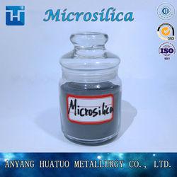 Micro Silica Powder for Concrete Mortar Cement Densified Microsilica
