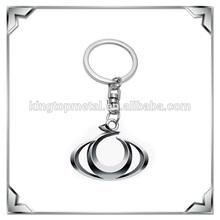 fashion metal dance keychains