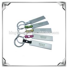 OEM is welcome metal engraved name keychains