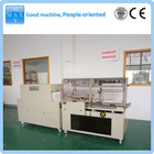 Non-vacuum blood collection tube shrinking packing machine