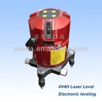 4V4H 8 Lines Electronic Leveling Laser Level SK-LL-1308R (HOT)