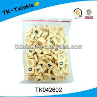 Scrabble Tiles -English word 144pcs