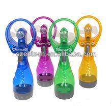 shenzhen manufacturer produce portable handheld outdoor misting fan