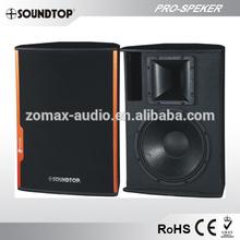 SOUNDTOP SF 12 plus 12 inch speaker 2 Ways Speaker Cabinet music speaker