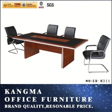 rectangle shape modern style office wood meeting/conference table