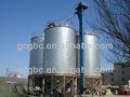 Fazenda de galinha silo, alimentaçãoparagalinhas silo