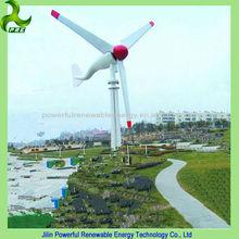 5000W Hot Selling Horizontal Magnetic Electric Vertical Wind Turbine/Generator