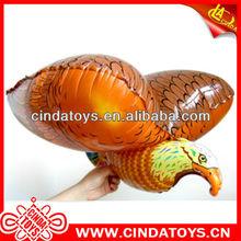 Polyamide Material 100% Good 3D inflatable eagle animal balloons