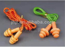 Silicone rubber/ Latex Christmas tree Ear Plug