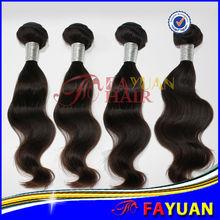wholesale 5a grade cheap peruvian human hair weft unprocessed body wave virgin hair product