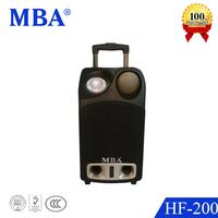 Wood china mini vibration audio speaker dwarf 360 omni direct