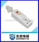 High Quality 220v Electrical Plugs/ GFCI