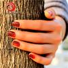 2014 latest fashionable nail art designs 3D nail art