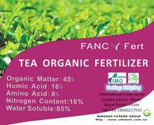 organic fertilizer for tea with High nitrogen content