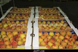 fresh peach fruit
