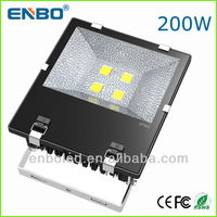 200W led flood light with 5 years warranty,Meanwell constant current driver,high power>0.95 ,CE & RoHS