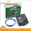 outdoor dog fencing system waterproof rechargeable