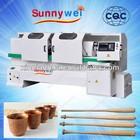 Hot!! cnc wood lathe with CE