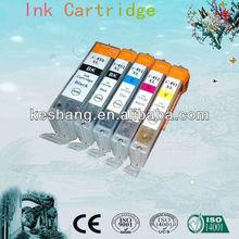 refillable ink cartridge for Canon PGI 450 CLI 451 ink cartridge IP7450 MG5450 MG6350 guangzhou factory