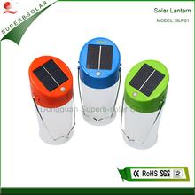 Lithium battery portable camping solar light