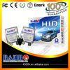 Factory 12v 24v 35w 55w 75w HID car light yellow xenon bulbs