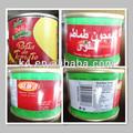 pasta de tomate em lata