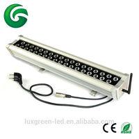wireless dmx 512 wall wash 36x3watt RGB led wall washer light