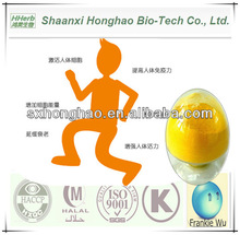 High Purity Bulk Standard 98%-99% coenzyme q10 USP