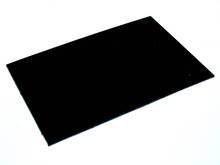 black decorative acrylic sheet plexiglass sheet PMMA sheet