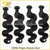 no tangle no shedding unprocessed 5a&6a top quality 100% virgin indian remy hair China factory wholesale