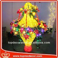 Best choice flower bed decoration