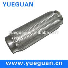 "1.75"" x 6"" Flexible Exhaust Flexi Pipe Repair Tube Joint Cat 45 x 150mm"