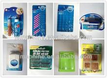 DPP-250C Flat-plate Type Al-plastic Blister Packing Machine / lollipop packing machine