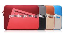 laptop sleeve LB023 SBR neoprene laptop bag protective sleeve