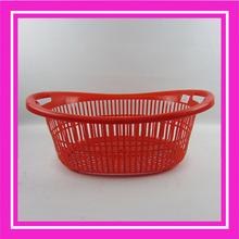 Wholesale plastic handle laundry basket