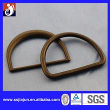 Classical d ring & anti brass metal d rings
