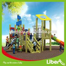 Children Wooden Outdoor PlaygroundEquipment for Children,Kids Used Entertainment Equipment for Sale LE.MZ.020