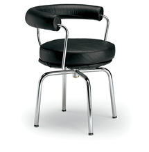 metal swivel conference chair LC7 chair replica office swivel chair