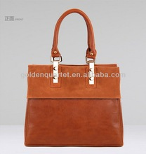 Retro fashion leather bags Suede bag Shoulder Messenger handbags