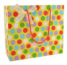 European style Polka dot Sweet Gift bag