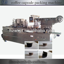 automatic coffee capsules production