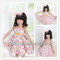 coreano modainfantil atacado crianças usam vestidos de bebê com bolinhas deimpressão algodão casual desgaste meninas vestido de verão