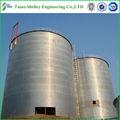 farine de blé de stockage de céréales silo en acier