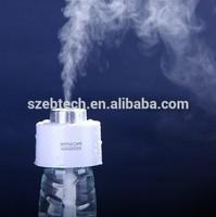 shenzhen factory produce mini bottom caps usb steam humidifier