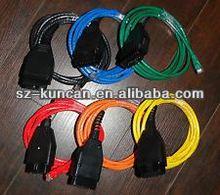 OBD2 to USB/DC/RJ45 plug obd 2 gprs trackers for dignositc szkuncan