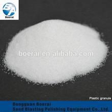 soft PA/ polyamaid particle granule no damage on workpiece surface
