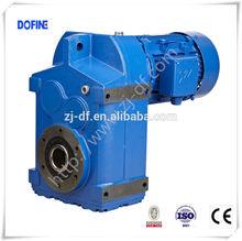 DOFINE F series Sew standard helical gear reducer