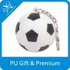 Best selling 2014 cheap pu mini soccer ball key chain