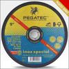 "9"" super thin abrasive fiberglass cutting disc/inox cut off wheel//DRONCO quality"