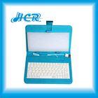 USB Micro USB/Mini USB/USB 8 inch tablet keyboard case